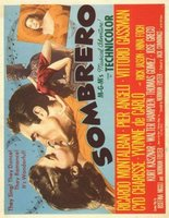 Sombrero movie poster (1953) picture MOV_dcb52fe8