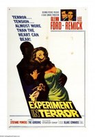 Experiment in Terror movie poster (1962) picture MOV_dcb56064