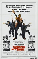 Gordon's War movie poster (1973) picture MOV_dcb85029