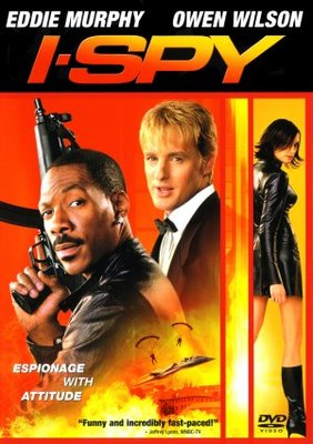 I Spy movie poster (2002) poster MOV_dcc080e6