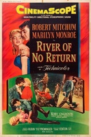 River of No Return movie poster (1954) picture MOV_12e40c86