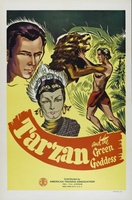 Tarzan and the Green Goddess movie poster (1938) picture MOV_dcd5aa41