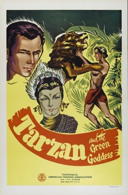 Tarzan and the Green Goddess movie poster (1938) poster MOV_dcd5aa41
