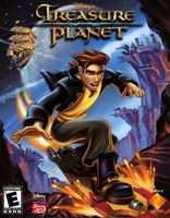 Treasure Planet movie poster (2002) picture MOV_dcdcdb6f