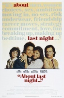 About Last Night... movie poster (1986) picture MOV_dcde196e