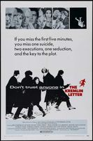 The Kremlin Letter movie poster (1970) picture MOV_dcde20d5