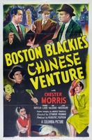 Boston Blackie's Chinese Venture movie poster (1949) picture MOV_dce341d7
