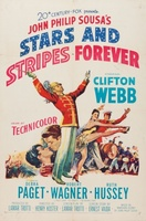 Stars and Stripes Forever movie poster (1952) picture MOV_dcee4460