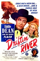 Driftin' River movie poster (1946) picture MOV_dcf31954