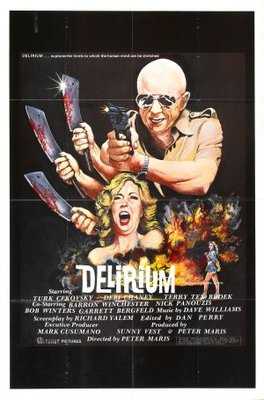 Delirium movie poster (1979) poster MOV_dcf40ae6