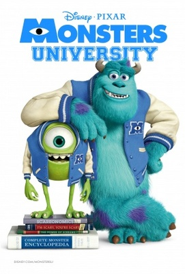 Monsters University movie poster (2013) poster MOV_dcf4d14f