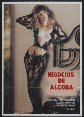 Negocios de Alcoba movie poster (1980) poster MOV_dcfbcb58