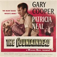 The Fountainhead movie poster (1949) picture MOV_dcfdec38