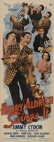 Henry Aldrich Swings It movie poster (1943) picture MOV_dd03f8e8