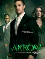 Arrow movie poster (2012) picture MOV_dd07e58f