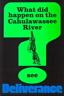 Deliverance movie poster (1972) poster MOV_dd0cb643