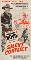 Silent Conflict movie poster (1948) picture MOV_dd12ee2d