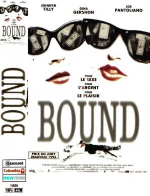 Bound movie poster (1996) poster MOV_dd15d089