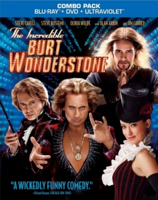 The Incredible Burt Wonderstone movie poster (2013) poster MOV_dd1610b6