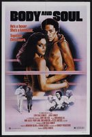 Body and Soul movie poster (1981) picture MOV_dd1acd26