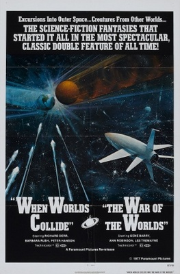 When Worlds Collide movie poster (1951) poster MOV_dd1acecb