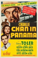 Charlie Chan in Panama movie poster (1940) picture MOV_dd20c958