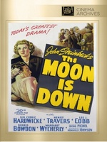The Moon Is Down movie poster (1943) picture MOV_dd21a092