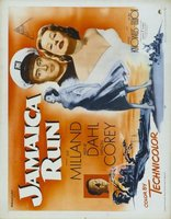 Jamaica Run movie poster (1953) picture MOV_cc5d5e29