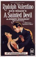 A Sainted Devil movie poster (1924) picture MOV_dd2a20cf