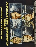 The Caine Mutiny movie poster (1954) picture MOV_dd2bf3e7