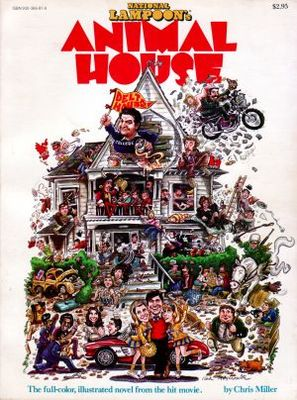 Animal House movie poster (1978) poster MOV_dd2efa0e