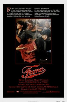 Fame movie poster (1980) poster MOV_dd316fef