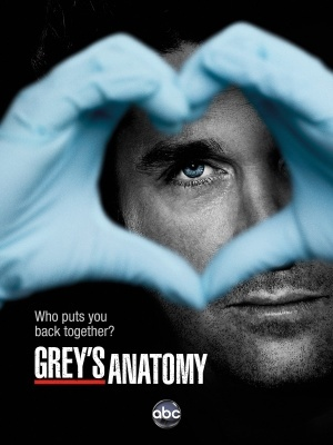 Grey's Anatomy movie poster (2005) poster MOV_dd369d81
