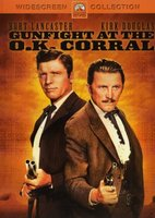 Gunfight at the O.K. Corral movie poster (1957) picture MOV_dd36f6f0