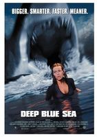Deep Blue Sea movie poster (1999) picture MOV_dd3d0a6b