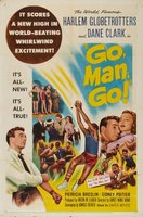 Go, Man, Go! movie poster (1954) picture MOV_dd42fb54