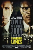 Changing Lanes movie poster (2002) picture MOV_dd447291