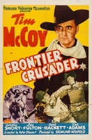 Frontier Crusader movie poster (1940) picture MOV_dd49aedc