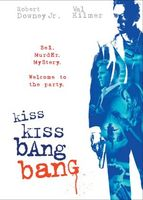 Kiss Kiss Bang Bang movie poster (2005) picture MOV_dd505bef