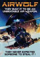 Airwolf movie poster (1984) picture MOV_dd543b34