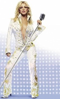 Britney Spears Live from Las Vegas movie poster (2001) picture MOV_dd590a65