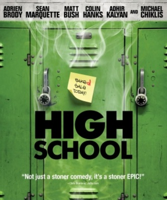 High School movie poster (2010) poster MOV_dd59b7cf