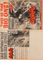 Gorgo movie poster (1961) picture MOV_dd5c1945