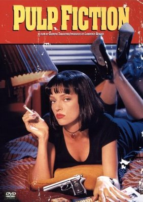 Pulp Fiction movie poster (1994) poster MOV_dd621f72