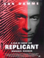 Replicant movie poster (2001) picture MOV_dd66bc2f