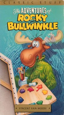 The Bullwinkle Show movie poster (1961) poster MOV_dd6843f0