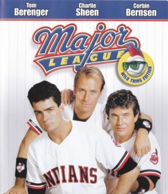 Major League movie poster (1989) poster MOV_dd6f37bd