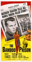 The Bamboo Prison movie poster (1954) picture MOV_dd7006ca