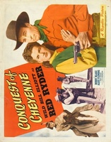 Conquest of Cheyenne movie poster (1946) picture MOV_dd72f5cf
