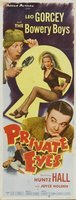 Private Eyes movie poster (1953) picture MOV_dd74be31